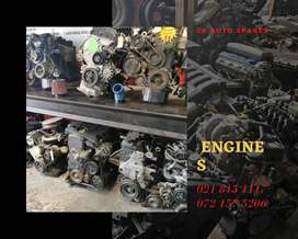 Engines for sale for most vehicles make and models.