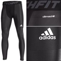 Legginsy Termoaktywne Adidas TechFit Chill Compression S Nowe