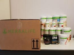Produkty herbalife: koktajle, odżywki, herbatki, aloes. Do odchudzania