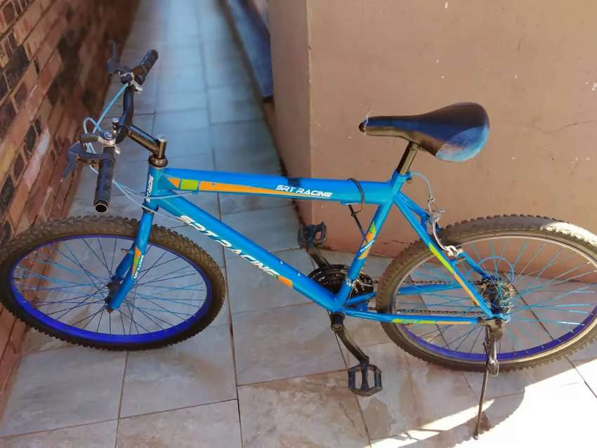 SRT mountain bicycle for swap