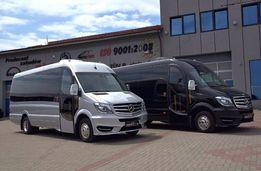 Заказ микроавтобусов Развозка Сотрудников Поездки в Буковель Трансфер