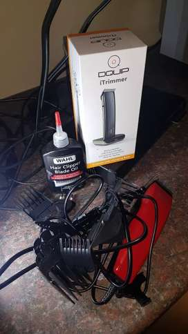 Wahl hair trimmer. GREAT condition. Bought in December 2020.Used once.