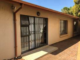 2 bedroom , 2 bathrooms house to rent on shared property