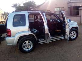 Jeep Cherokee 3.7L Limited Edition 2002 model