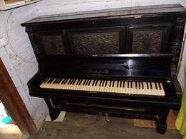 Piekne stare pianino J.Kerntopf & Fils Varsowia