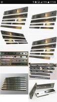 заточка, шлифовка всех типов ножей до 2400мм
