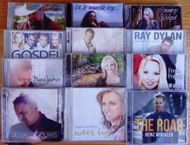 CD , music. Christian , Afrikaans, English, Gospel, and autographed