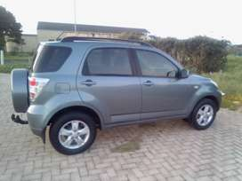 Great 4x4,daihatsu terios  for sell urgent.