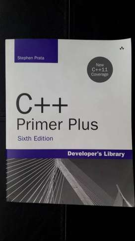 C plus plus Primer Plus Sixth Edition