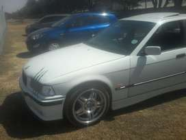 BMW bargain, neat and clean