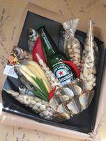 Фруктовые овощные букеты мужские сьедобные