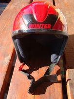 Kask na narty snowboard roz M obwód głowy 58cm