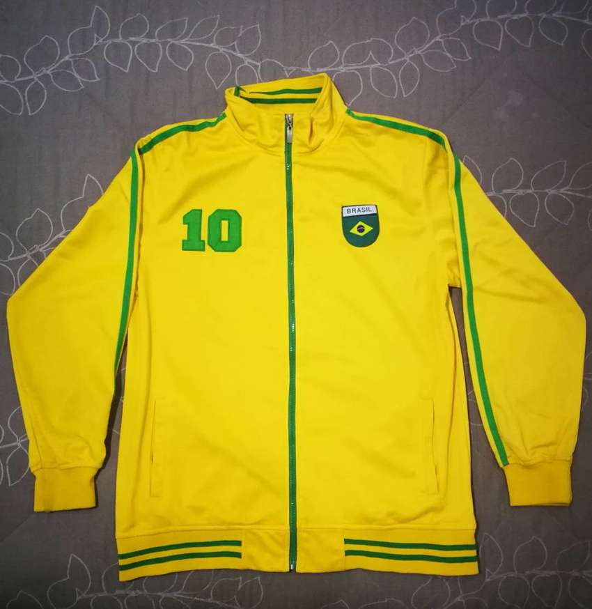 Smooth Number 10 Brazilian Jacket