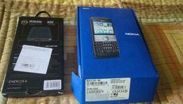 Nokia e5 + Power Bank 10000 mah(новая)