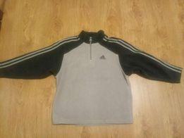 Adidas bluza polarowa 8-9 lat