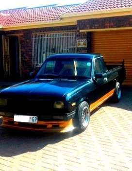 Nissan 1400 pick-up