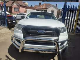 2019 Ford Ranger (2.2D) Manual Double Cab Manual With Service  Book