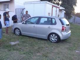 I want a swop for my polo vivo for a golf an a cash difference