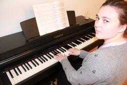 Prywatne lekcje fortepianu z dojazdem dla dzieci,mlodziezy i doroslych