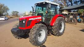 2014 Massey Ferguson 455 Tractor 4x4 For Sale