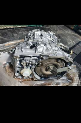Brand new 2.4l Jeep Patriot/Compass 4x4 CVT Automatic gearbox complete