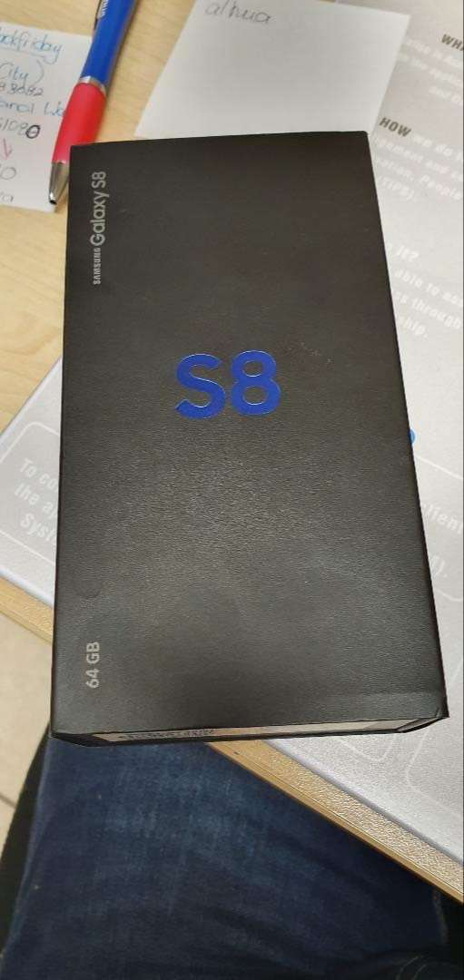 Good condition Galaxy S8 0