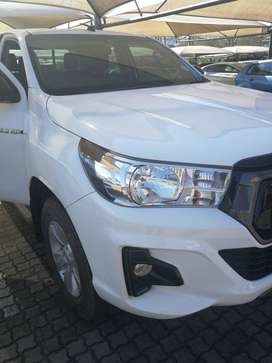 2018 face-lift hilux 4x2 auto dc