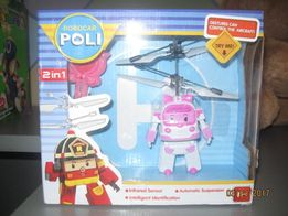 Игрушка на управлении вертолет