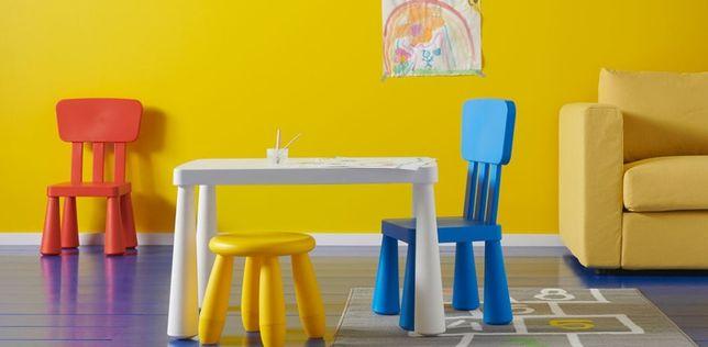 Стол детский, белый, 77x55 см Запорожье - изображение 2