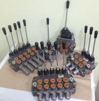 Распределитель Р80 манипулятор, минитрактор, экскаватор,автокран,пресс
