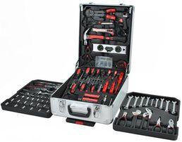 Универсальный набор инструментов 187 элементов + чемодан!