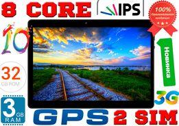 ОРИГИНАЛ 3G планшет P200 экран 10, 3/32GB, GPS, 2SIM, IPS, КОРЕЯ!