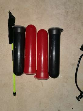 Paintball accessories pods remote coil etc