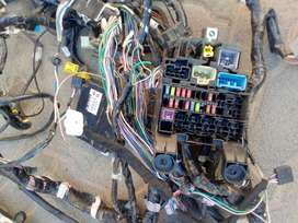 Toyota avanza 1.5 automatic complete wiring and cluster