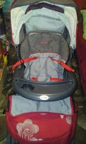 Продам детскую коляску Geoby C879C-X