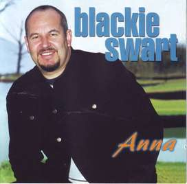 Blackie Swart - Anna (CD, signed)