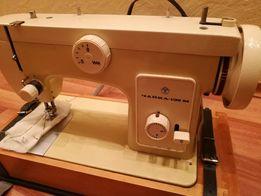 Переносная швейная машинка Чайка
