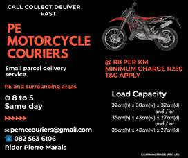 Courier/delivery same day between 8 and 5