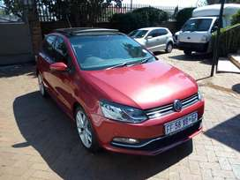 Vw Polo TSi 1.2Highline Hatchback Automatic For Sale