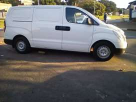 2013 Hyundai H-1, 165,000km, manual, engine 2.5, diesel