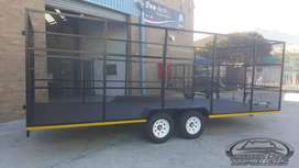 Supreme Recycling Trailer for Sale !!!