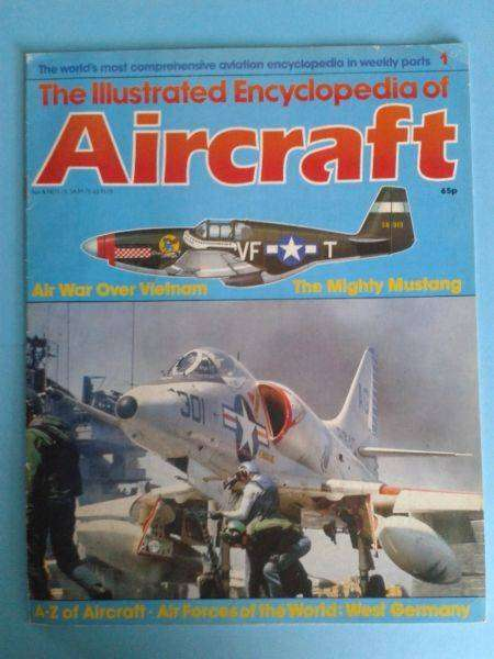 The Illustrated Encyclopedia Of Aircraft - Magazine 1. 0