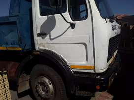 6cube tipper truck for sale