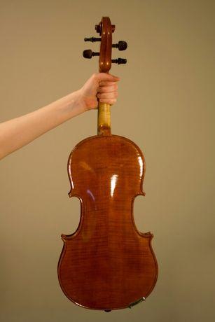Altówka lutnicza 41cm NAGRANIE instrument dla solisty od lutnika Poznań - image 2