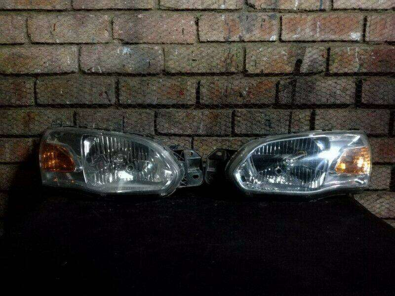 Ford Bantam Facelift Headlights 0