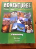 Adventures podręcznik do gimnazjum elementary