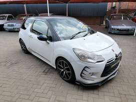 Citroën ds3 with extras