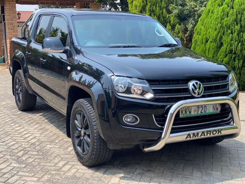 Very clean full house amarok