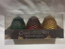 Game of thrones, Egg candles