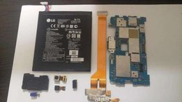 Оригинальные комплектующие для LG G Pad F 8.0 V495/V496/и X 10.1 V930